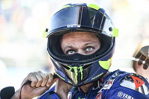 Rossi nem számított ilyen komoly ugrásra, alig módosítottak a Yamahán