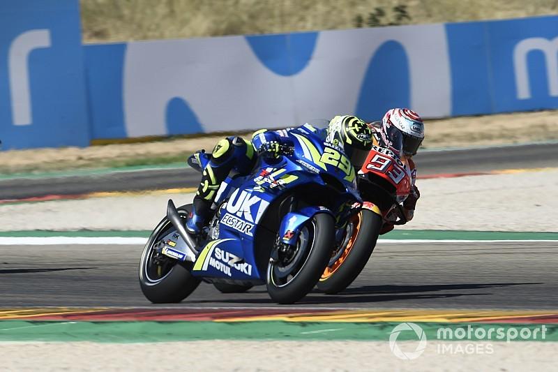 Les plus belles photos du GP d'Aragón