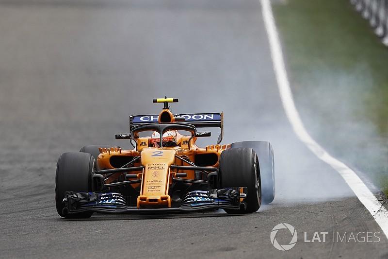 McLaren não fez progresso em 2018, dispara Vandoorne