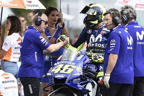 Rossi: A mexikói F1-es pálya túl veszélyes lenne a MotoGP-nek
