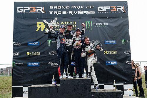 WRX Kanada: Kristofferson taklukkan duo Peugeot