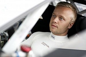 Rosenqvist confirmed as Dixon's teammate at Ganassi