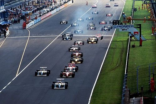 Как это было: Гран При Италии'93, который начался самым коротким дебютом и закончился сальто