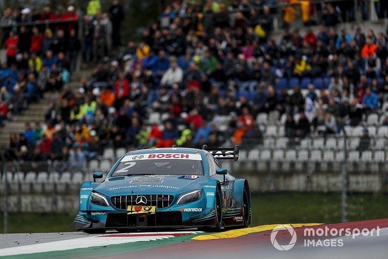 Paffett logra la pole para la carrera del domingo y recorta puntos a Di Resta