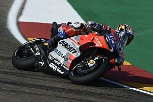 Analysis: Ducati's Aragon pace is ominous for Marquez