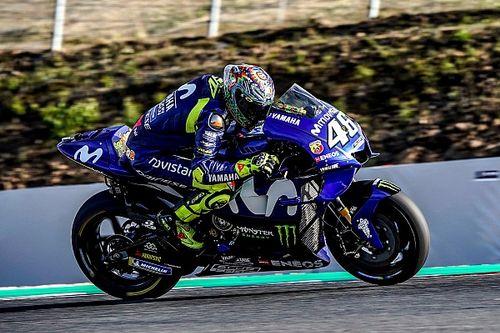 """Valentino: """"Il Red Bull Ring è una pista difficilissima per la Yamaha, ma l'obiettivo è lottare per il podio"""""""