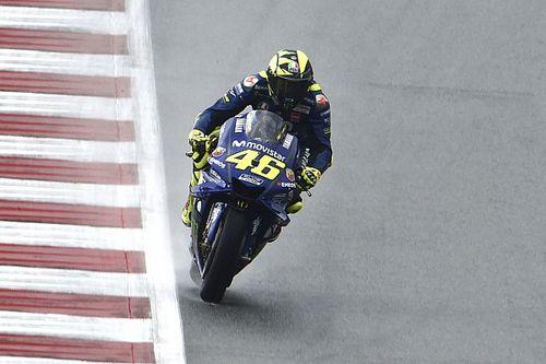 """Rossi logiquement en difficulté sur le """"pire circuit"""" pour Yamaha"""