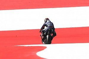 """Viñales: """"La moto no funciona bien, pero el problema no está en nuestro box"""""""