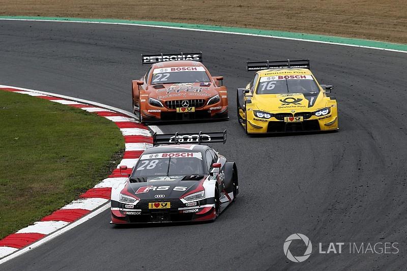 Nézd újra a DTM második futamát Brands Hatch-ből