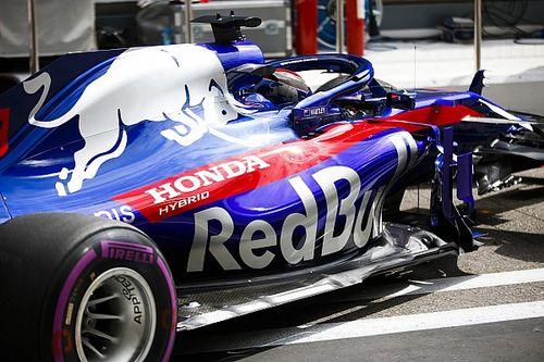 """Toro Rosso se """"emociona"""" por las actualizaciones de Honda"""