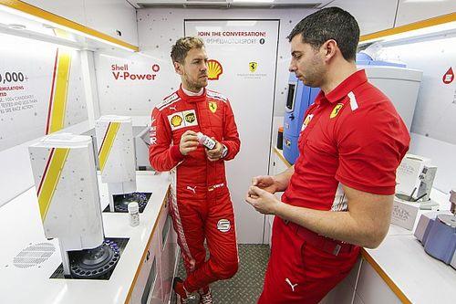 Shell Innovations mantiene a Scuderia Ferrari en la pista