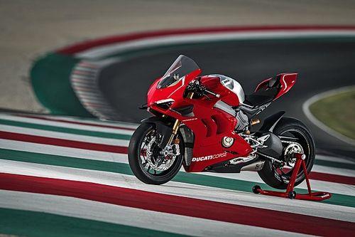 Ducati presenta la moto con la que Álvaro Bautista debutará en el WorldSBK
