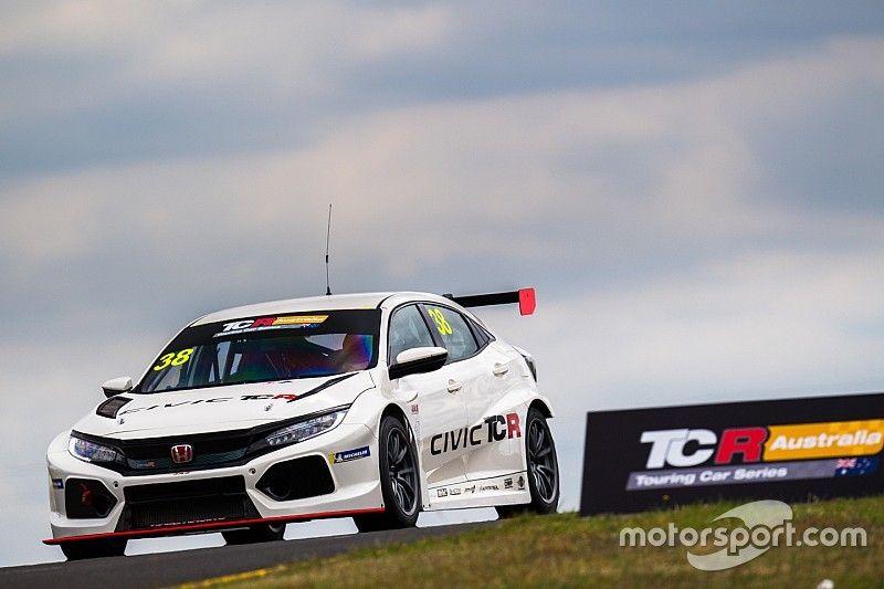 Former LMP2 driver joins TCR Australia