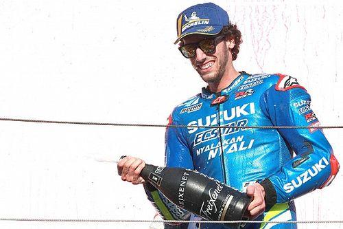 """Rins carica la Suzuki: """"Forse è il momento di sognare la vittoria"""""""