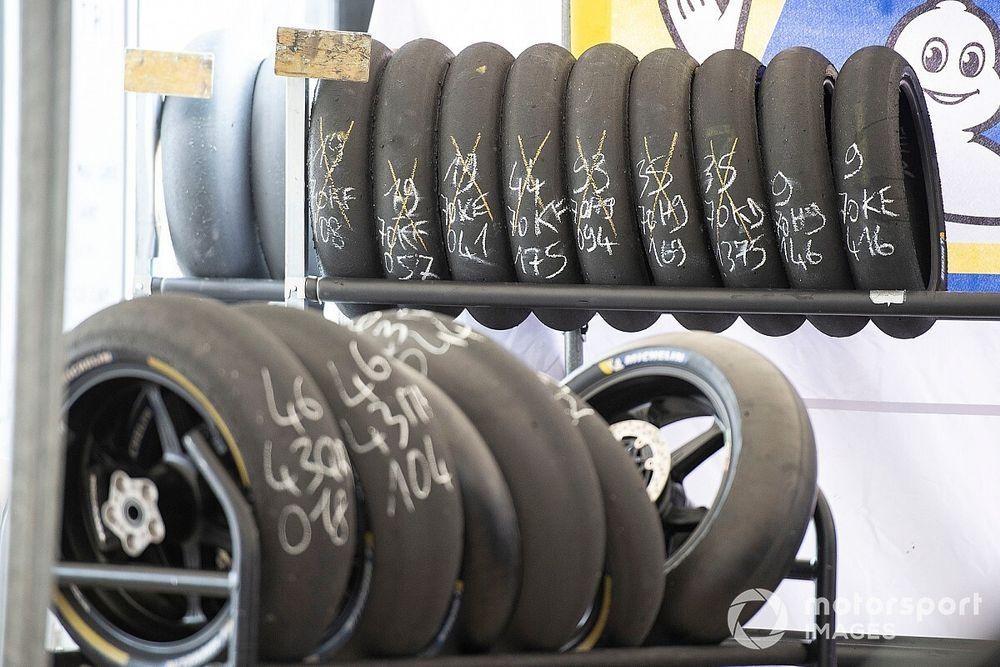 Michelin a apporté des pneus plus durs à Barcelone