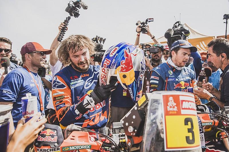 "Toby Price: ""Quiero otro Dakar como este"""