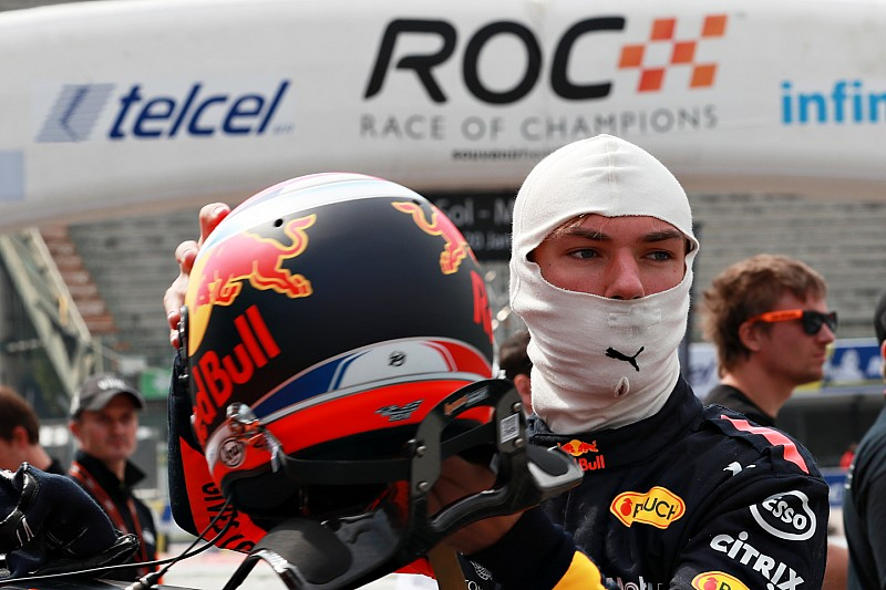 "Gasly had to ""negotiate"" ROC debut with Red Bull hierarchy"