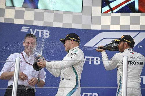 Motif Tersembunyi di Balik Restrukturisasi Teknisi Top Mercedes