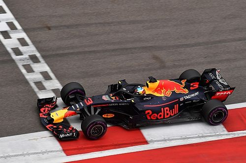 "Ricciardo had schade: ""Aerodynamische balans was verstoord"""