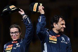 Peugeot Sport Italia al Monza Rally Show 2018 con i campioni CIR Andreucci e Andreussi
