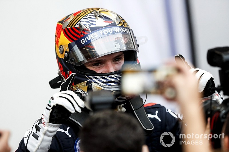 Why Red Bull's most exciting junior won't be silenced