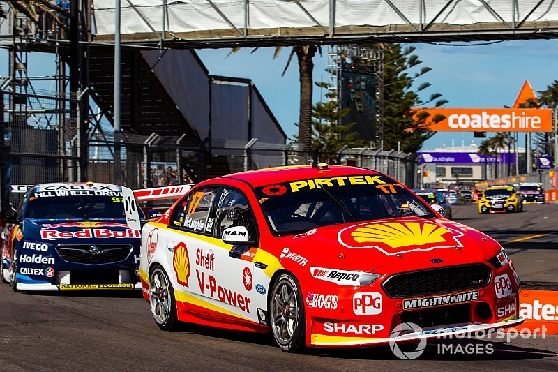 McLaughlin felt more pressure after van Gisbergen penalty