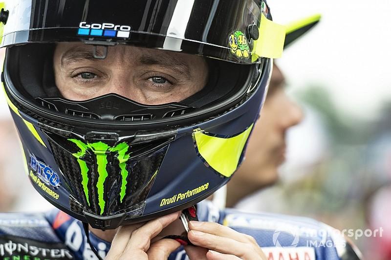 Rossi: Tenho um contrato e vou correr com a Yamaha até 2020