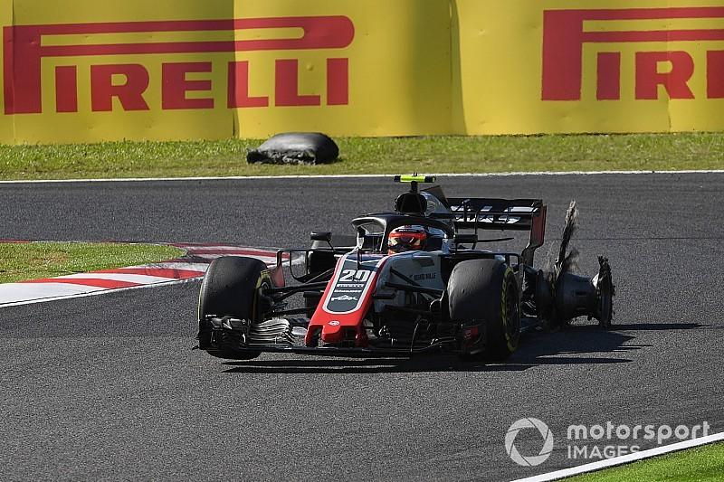 FIA explica manobras de Magnussen e Alonso