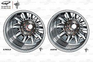 В Mercedes вновь изменили конструкцию дисков