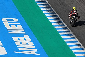Los pilotos del WorldSBK estrenarán el nuevo asfalto de Jerez en un test de dos días