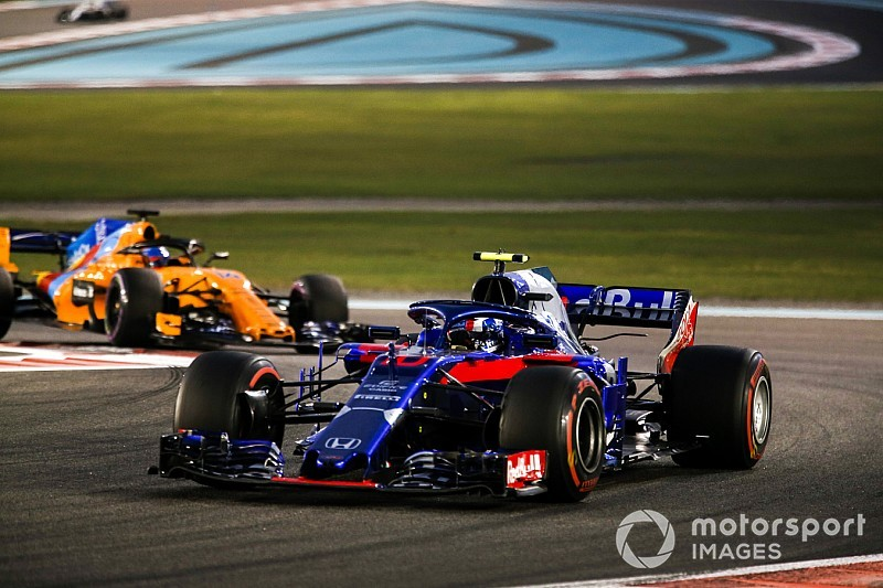 F1 moet downforce van auto's halveren voor meer spektakel