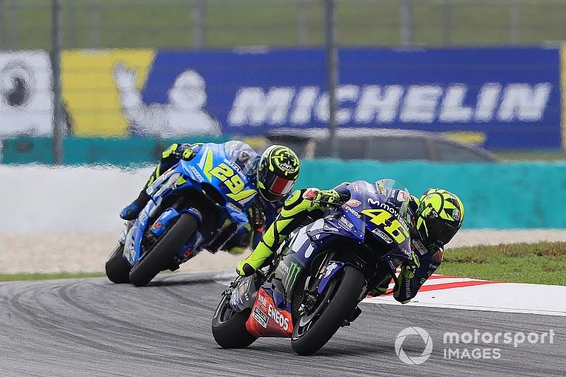 Sepang MotoGP - the race as it happened
