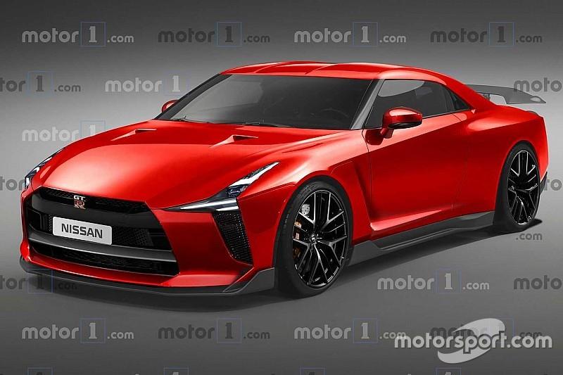 Рендер: новий Nissan GT-R виглядатиме саме так?
