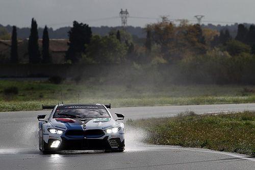Zanardi tuntaskan tes BMW M8 IMSA