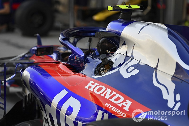 Anche Toro Rosso ha fatto fire up: ecco la voce della power unit Honda 2019
