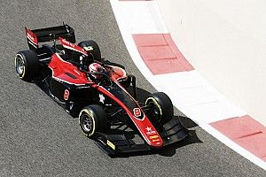 Abu Dhabi F2: Russell tops practice for title decider
