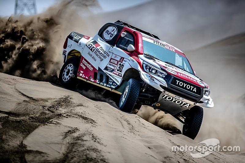 Dakar Stage 1: Al-Attiyah puncaki sesi