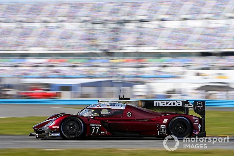 Pole de Mazda en Daytona; Alonso saldrá 6º y García, 2º en GTLM
