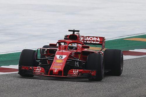 Vettel ve Raikkonen, ufak farkla kaçan pole pozisyonundan ötürü üzgün