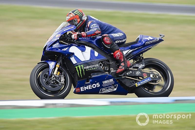 Виньялес принес Yamaha первую победу в сезоне