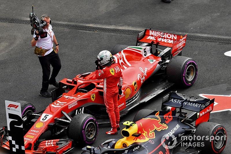 Феттель: Ferrari – це додатковий тиск, але і значно більша підтримка
