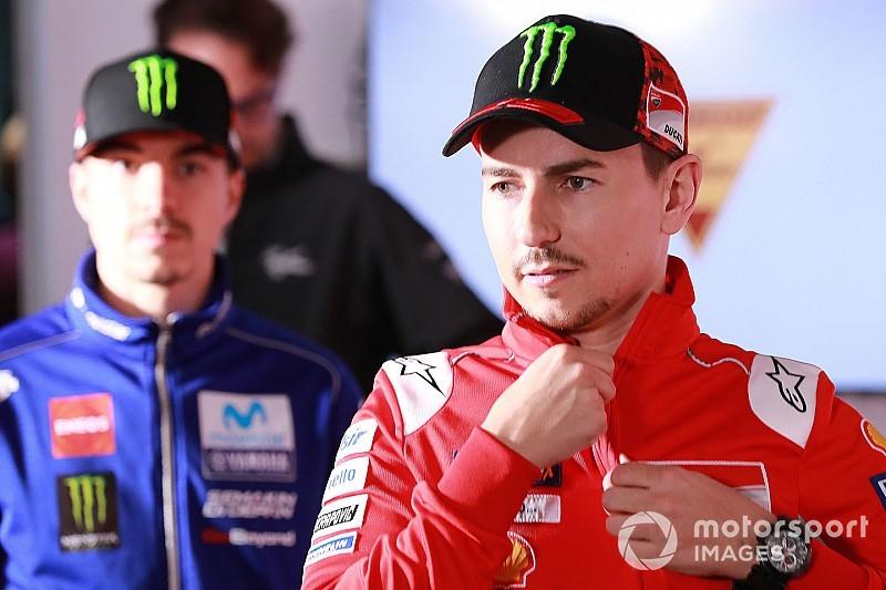 """Lorenzo: """"Con Pedrosa se va uno de los más grandes del motociclismo"""""""