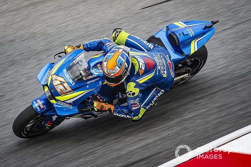 Rins supera Márquez e lidera sexta-feira na Malásia