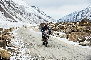 Raid de Himalaya: Saikia, Nataraj inch closer to wins