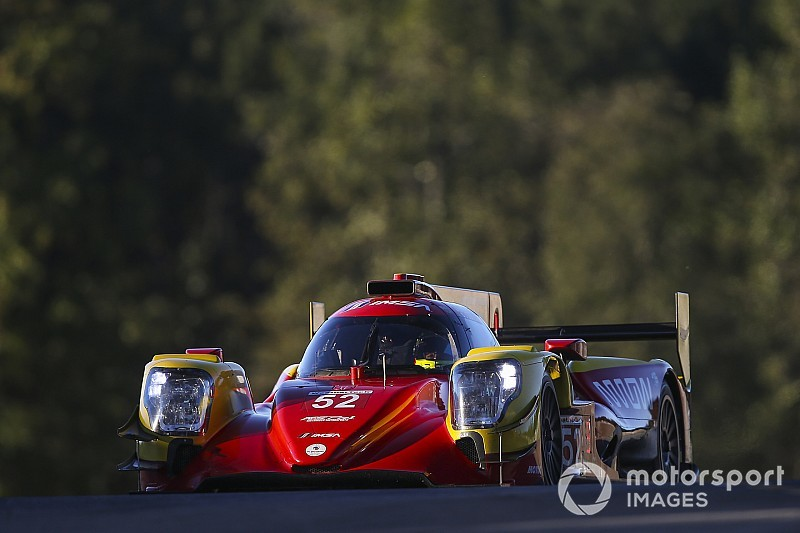 PR1/Mathiasen firms up 2019 IMSA LMP2 entry