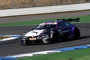 DTM Hockenheim: Eriksson snelste in spannende VT2