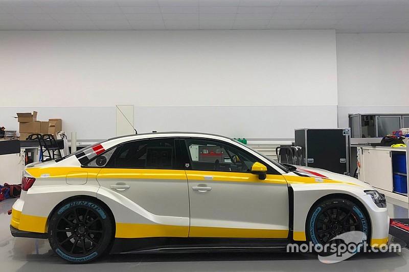 Il Team Dynamics Motorsport scende in campo con una Audi RS 3 LMS TCR