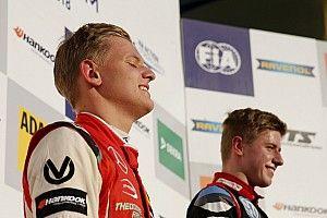 """Mick Schumacher dice que está viviendo """"un sueño"""" tras su título de F3"""