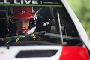 Meeke, Toyota'da Paddon'ın eski Co-pilotu ile çalışacak