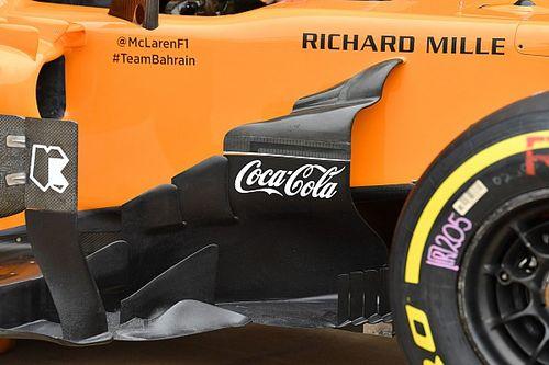Coca-Cola renueva como patrocinador de McLaren